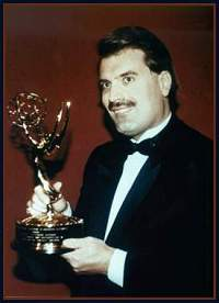 Jim Stovall Receives Emmy Award